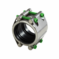 Slip type coupling with two locks (SD) | AVK Repico | AVK Rewag