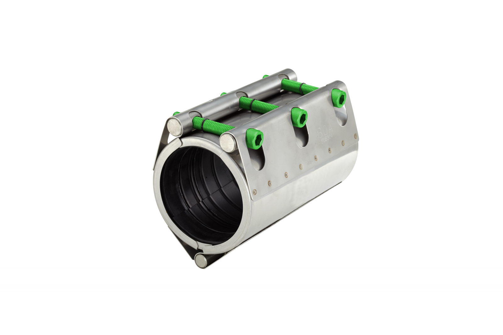 Hinge type repair coupling long version (RHL) | AVK Repico | AVK Rewag